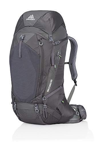Gregory Herren Baltoro 65 MD Backpack, Onyx Black, REG