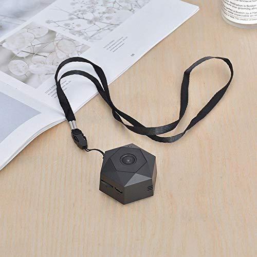 Mini WiFi 2021 Nuevo 4K HD Mini WiFi Cámara Oculta inalámbrica Cámara de vigilancia inalámbrica HD Monitor pequeño portátil Cámaras de vigilancia para el hogar Interior / Home-Sling