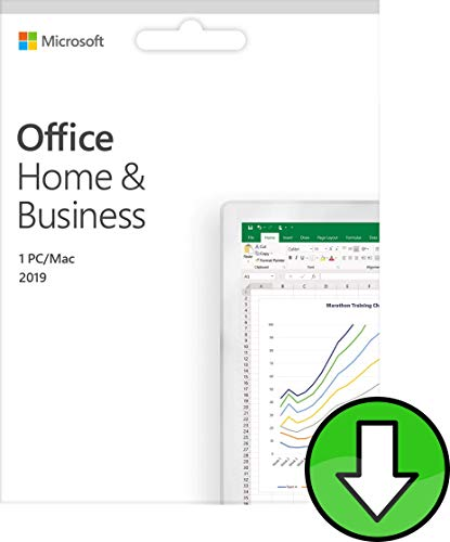 Microsoft Office Home & Business 2019 - Multilingual - 1 PC (Windows 10)/Mac - Dauerlizenz - Key Card