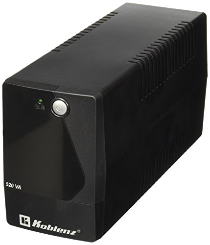 Koblenz NBKKBZ330 No-Break 5216 USB/R – 520 VA, 240 W, Negro