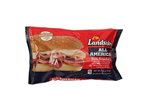 bar sandwiches Nike Poor Boy American Sub Sandwich, 7.8 Ounce -- 12 per case.
