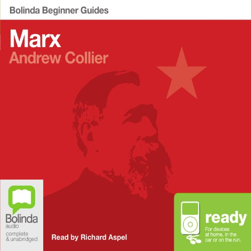 Marx: Bolinda Beginner Guides cover art