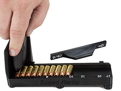 ParaBellum Designs Speed Ramp Loader - 9mm/.40 S&W - Black