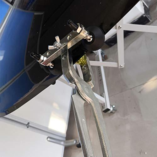 SongJX-Love GZZXW Borde Coche Mella Herramientas de reparación de automóviles Herramientas de reparación de Borde Liso Borde alicates de Corte Alicates