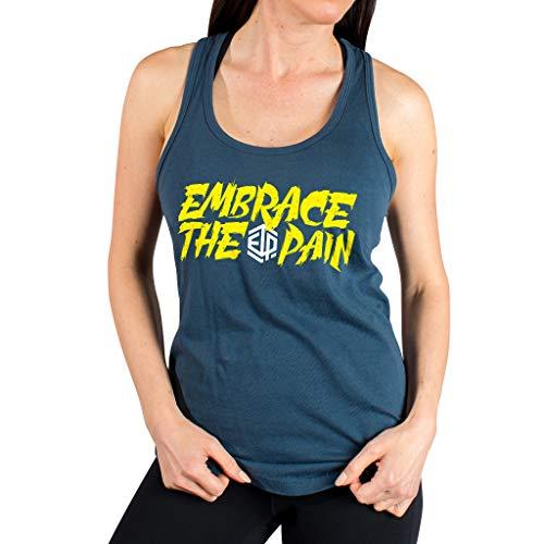 LIVESORE Women's Tank Top - Embrace The Pain (L)