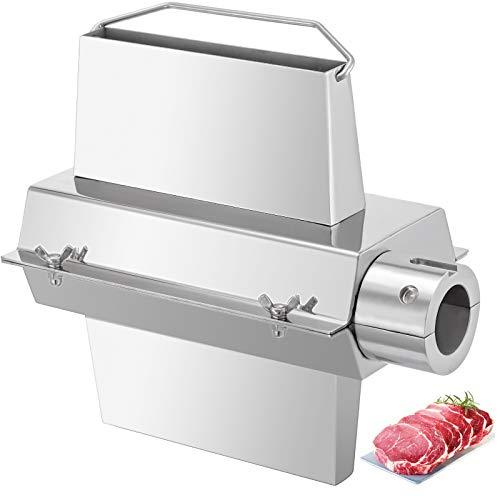 Anhon Picadora, Ablandador de Carnes, TK-12MT, Máquina Ablandadora de Carne de Acero Inoxidable, Ablandador de Carne de Metal 6.4 kg Ablandador Tiernizador de Carne
