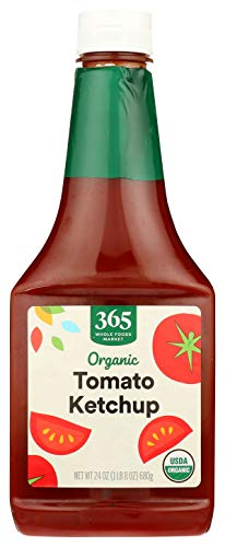 365 Everyday Value, Organic Tomato Ketchup, 24 oz