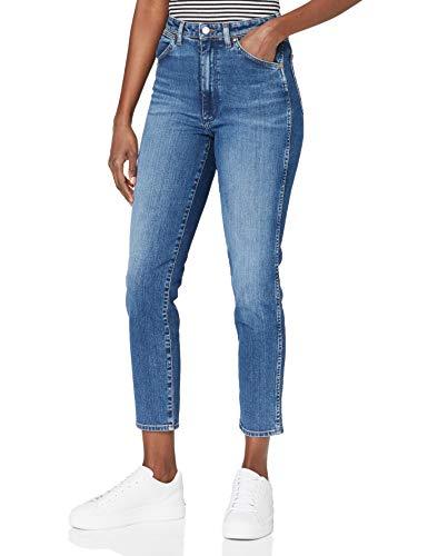 Wrangler Womens Icons INDIGOOD Jeans, Good Times, 26/34