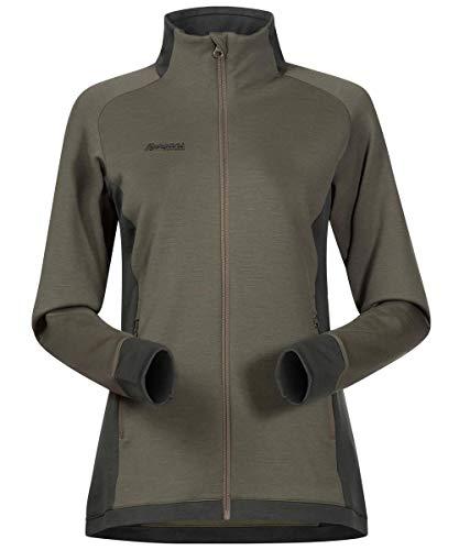 Bergans Vikke Jacket Women - Fleecejacke mit Merinowolle