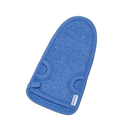 GLOV SMOOTHING SKIN - Rosa - Guanto Scrub Per la Cura del Corpo (Blu)