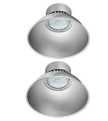 30W UFO LED High Bay Lighting, chunnuan ,6000-6500K,IP65,Waterproof Dust proof, Warehouse LED Lights- LED High Bay Lighting - High Bay LED Lights