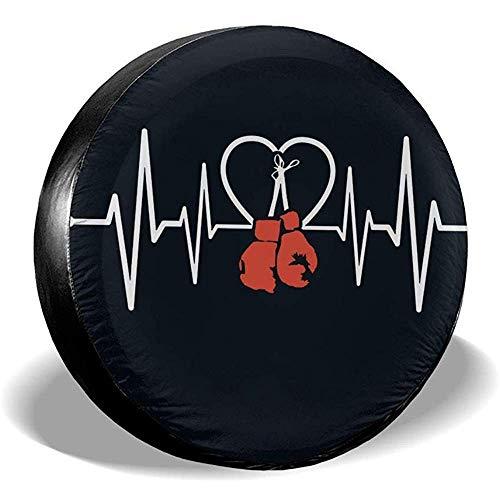 LYMT Heartbeat bokshandschoenen, reservebandenhoes, universele accessoires voor aanhangers, reizen