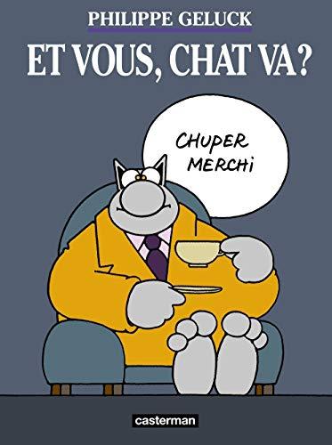 Le Chat, Tome 12 : Et vous, Chat va ?-Minialbum