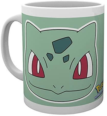 Beets MG2098 LTD, Pokémon, tête de bulbizarre, tasse, bois, divers