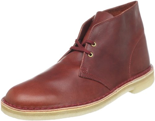 Clarks Originals Men's Desert Boot, Sand Suede, 14 M, Pink - Sequoia Leder - Größe: 46 EU