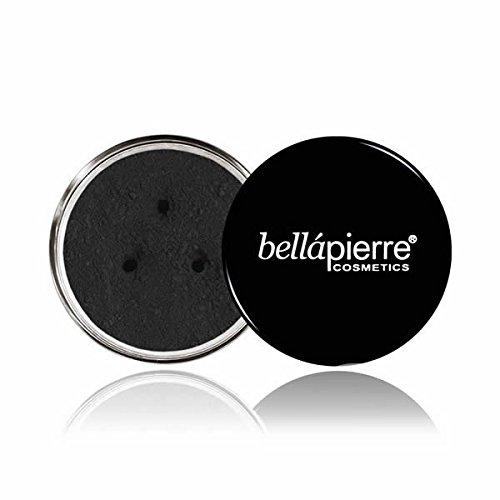 BellaPierre Cosmetics–Polvere Minerale per sopracciglia Nero 2,35g