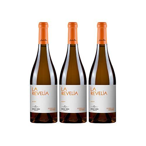 Emilio Moro - La Revelía, Vino Blanco, Godello, El Bierzo, 3x 750 ml