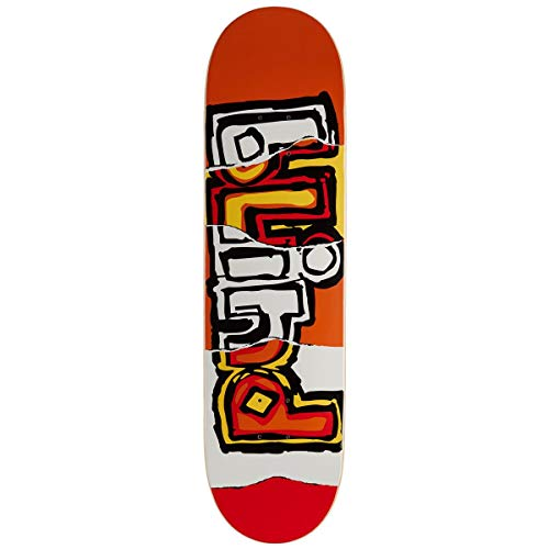 Blind OG Skateboard-Brett / Deck, 21 cm, Orange