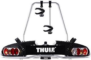 Thule 915020 EuroPower 915 Anhängerkupplungs Fahrradträger, Silber, 2 Fahrräder