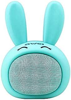 Awei Y700 Bunny Rabbit Mini Portable Wireless Speaker for iPhone, Xiaomi, Samsung, Huawei - Blue