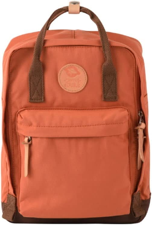 QIAOLI Fashion Backpack for Women and Men Backpack Large Capacity Simple Fashion All-Match Waterproof and Durable Schoolbag (Color : B)