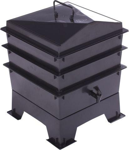 Compostiera Per Creare Compost Con Gli Escrementi Degli Animali Domestici