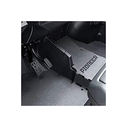 Honda Genuine Accessories Rubber Floor Mat for 14-21 Pioneer