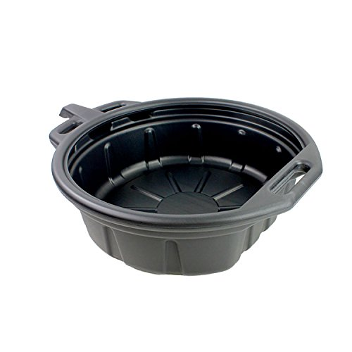 Capri Tools CP21024 2 Gallon Portable Oil Drain Pan