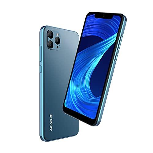 4G Smartphone Offerta del Giorno, Android 9.0 Cellulari Offerte con 6.3 Pollici HD+ Schermo,3GB RAM 32GB ROM,8MP Fotocamera Cellulari e Smartphone 4600mAh Dual SIM Telefono Cellulare (verde)