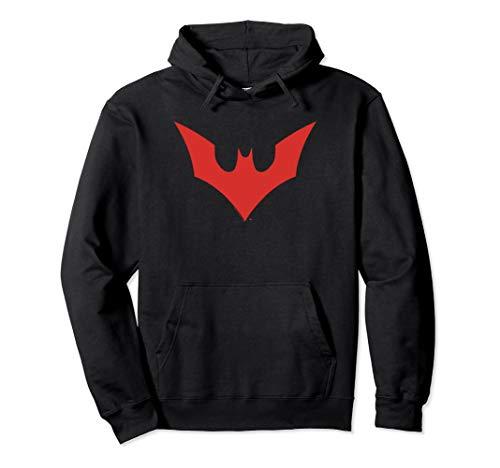 Batman Beyond Beyond Bat Logo Pullover Hoodie