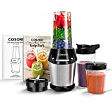 COSORI Blender for Shakes and Smoothies, 800W Auto-Blend High Speed Smoothie Blender/Mixer for Ice...