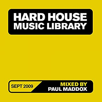 Hard House Music Library Mix: September 08