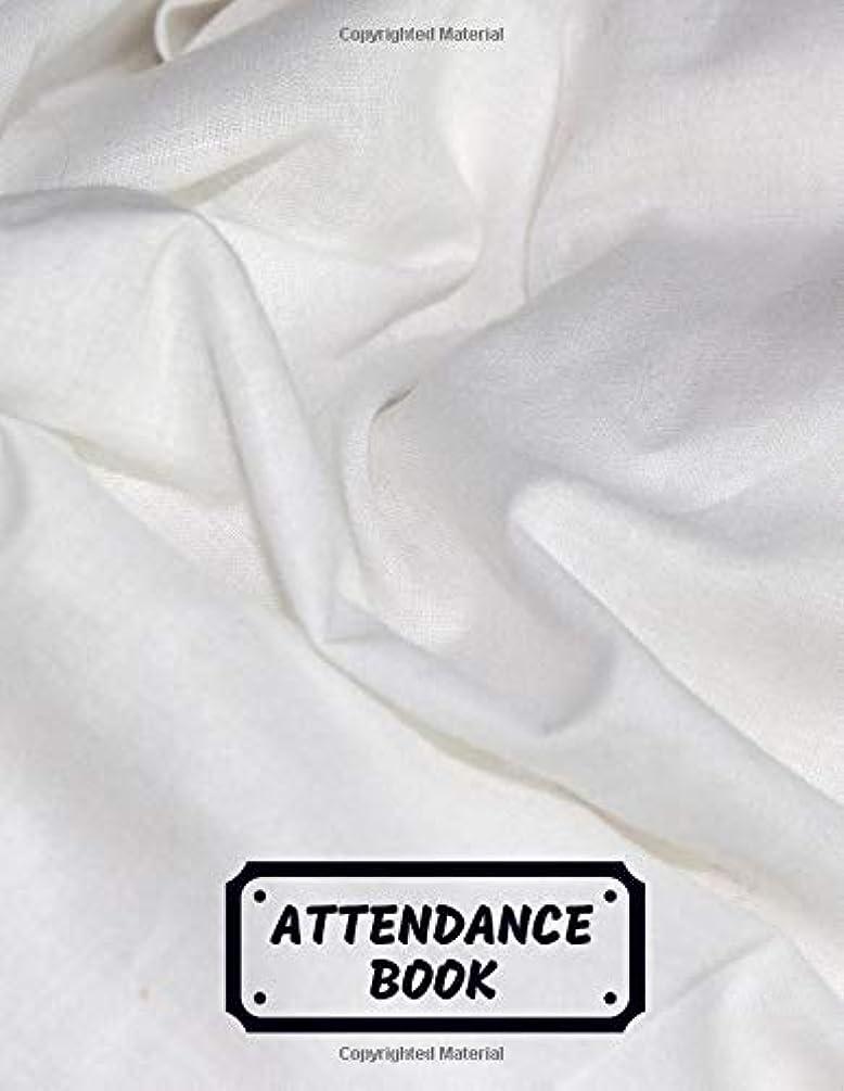 政治的苦行クリケットAttendance Book: Perfect Journal Diary Notebook Register Write-In and Sign-In for Business, Companies, Entrepreneurs and Many More. (Employee Attendance Record Book.)