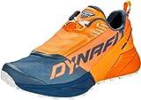 Dynafit Ultra 100, Zapatillas de Running Hombre, Shocking Orange/Orion Blue, 45 EU
