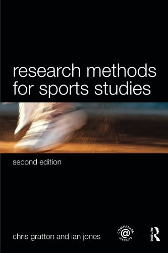 Research Methods for Sports Studies (Volume 1)