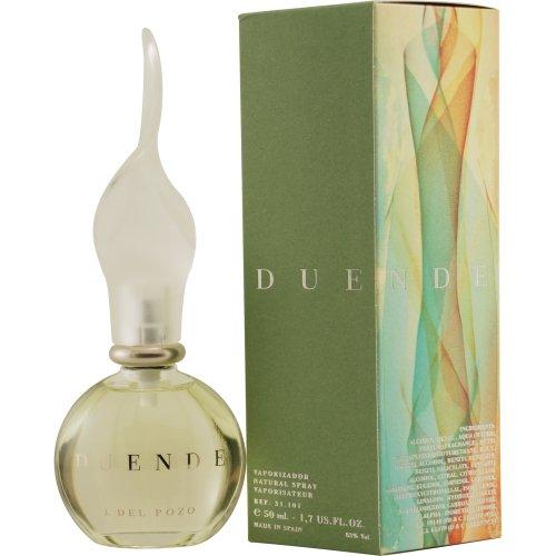 Duende Eau De Toilette Spray for Women by Jesus Del Pozo, 1.7 Ounce
