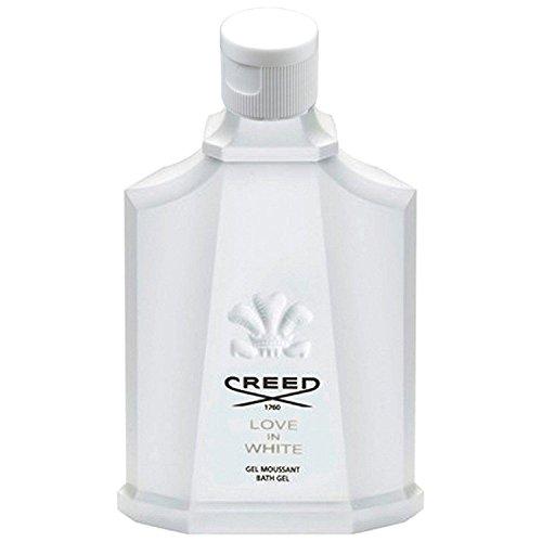 Millesime Creed Love in White femme / donna, gel doccia, 1er Pack (1 x 200 ml)