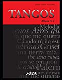 TANGOS N-4: piano - vocal - guitarra (PIAZZOLLA ASTOR - PARTITURAS COLECCION COMPLETA)