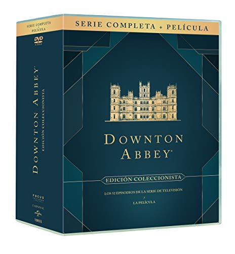 Downton Abbey (Serie TV + Pelicula) [DVD]