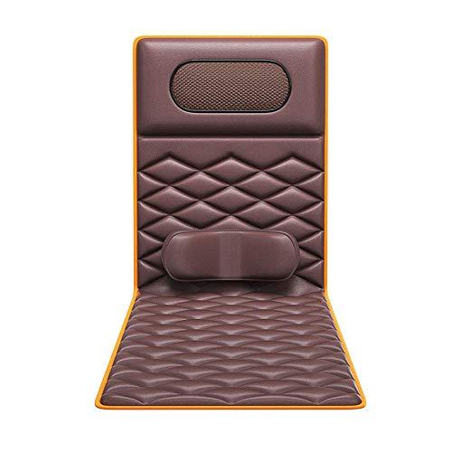 HIGHKAS Function Shiatsu Massage Mat with Heat electric massage mat for chair cushion blanket for Soothing Body,Multi Full Body Massage Mattress