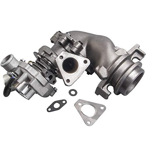 maXpeedingrods Turbocompresseurs pour transporter 1000 TD-68HP 1.9D ABL 1996-2003 turbo model GGT15 028145701L 4540640001 4540645001S
