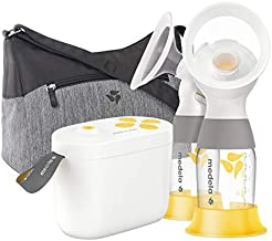 New Medela Pump in Style with MaxFlow, Electric Breast Pump Closed System, Portable Breastpump, 2020 Canadian Version
