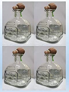 Best patron silver mini bottles Reviews