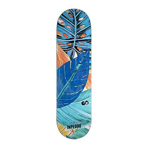 Inpeddo x Gorilla Skateboard Deck 8.5