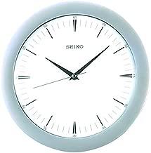 Seiko Wall Clock (30 cm x 30 cm x 3.6 cm, Silver, QXA137EN