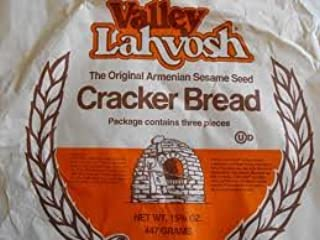Cracker Bread Lahvosh