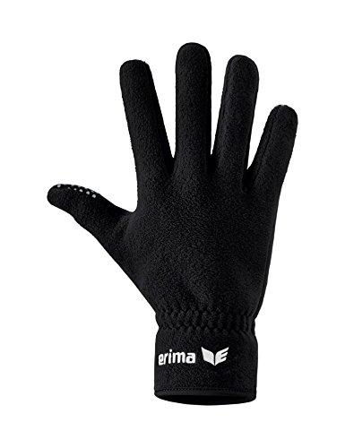 ERIMA Herren Handschuhe Feldspielerhandschuh, schwarz, 4, 2221801