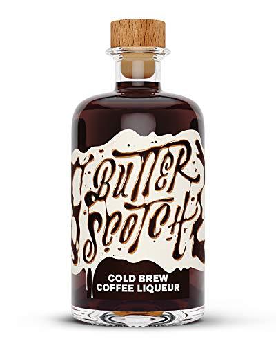 Butterscotch Kaffeelikör - Cold Brew Coffee Liqueur 20% Vol. (1 x 0.5 l)