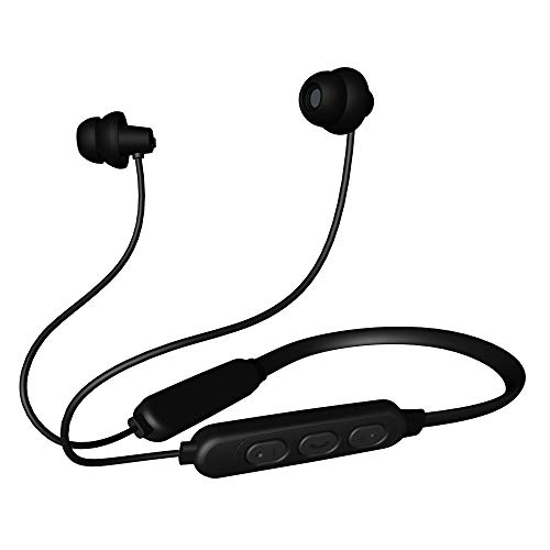 MAXROCK Wireless Sleeping Headphones - Noise Blocking Neckband Sleep Earplug Earbuds Bluetooth 4.1,Quick Charge Wireless Sleep Headsets for Insomnia, Side Sleeper, Snoring, Relaxation and Sports