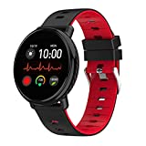 Gizmore Active GIZFIT Smart Watch 903 (Black Red)